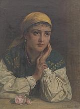 John Bagnold Burgess (British, 1830-1897)