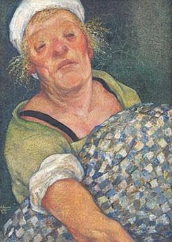 Nikolaas Eekman (Belgian, 1889-1973):