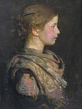 Abbott Handerson Thayer (American, 1849-1921), ca.