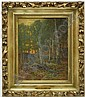 John Semon (American, 1852-1917) An autumnal, John Semon, Click for value