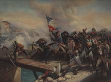 After Emile Jean-Horace Vernet (French, 1789 -1863)