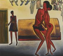 Alfred Thoba, Coming Home Too Early
