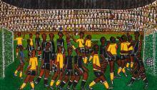 Alfred Thoba, Soccer Mash (sic)
