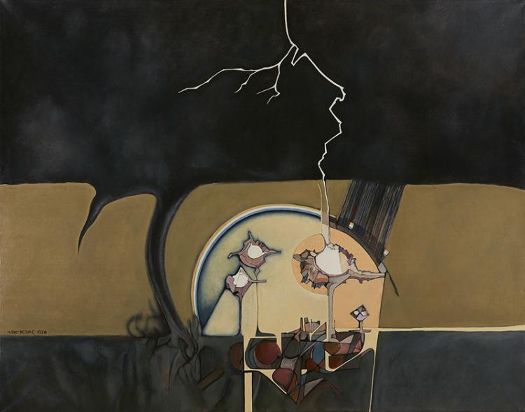 Ernst de Jong - Highveld thunderstorm