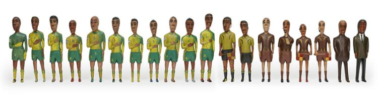 Johannes Segogela - Bafana Bafana Soccer Team