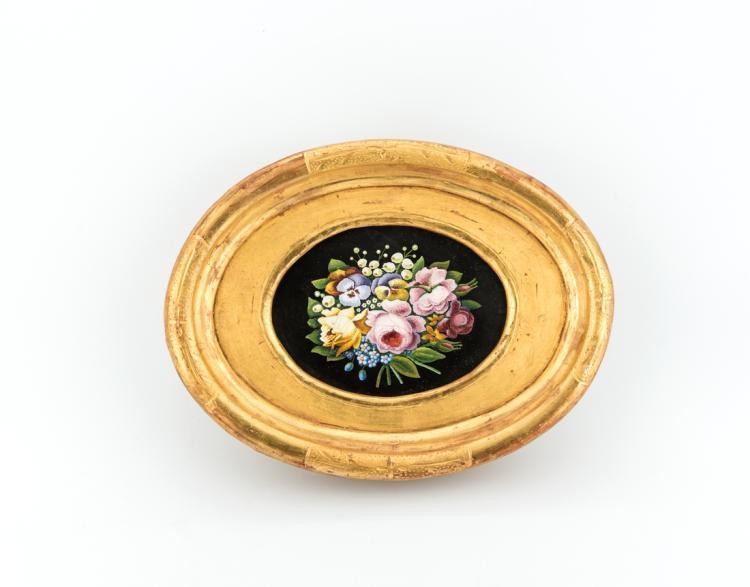 Micromosaico in marmo, XIX secolo | Micro mosaic marble, XIX Century