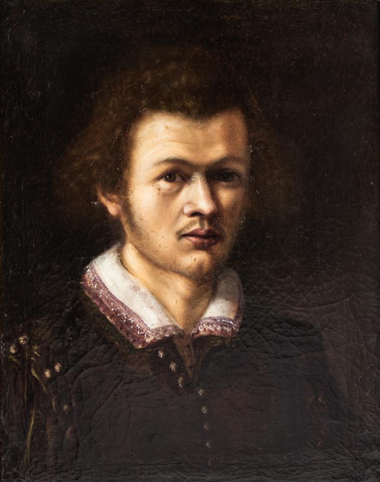 SCUOLA TOSCANA DEL XVII SECOLO Ritratto. | Portrait