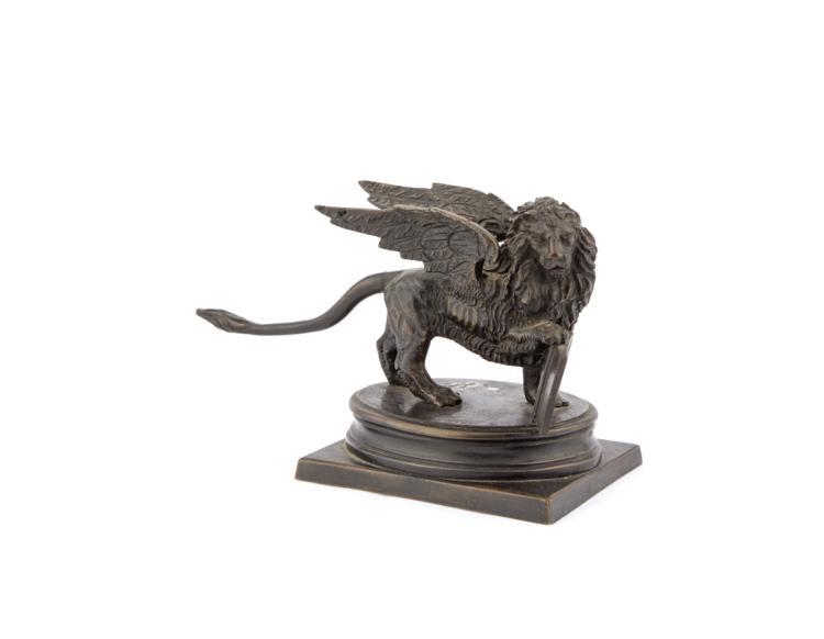 Leone di San Marco. | St. Mark Lion