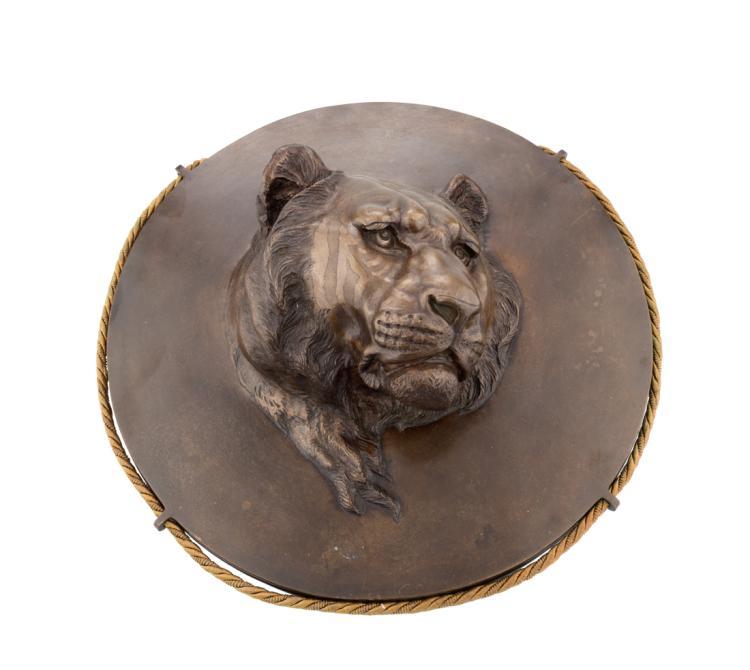 Testa di leone | Lion head.