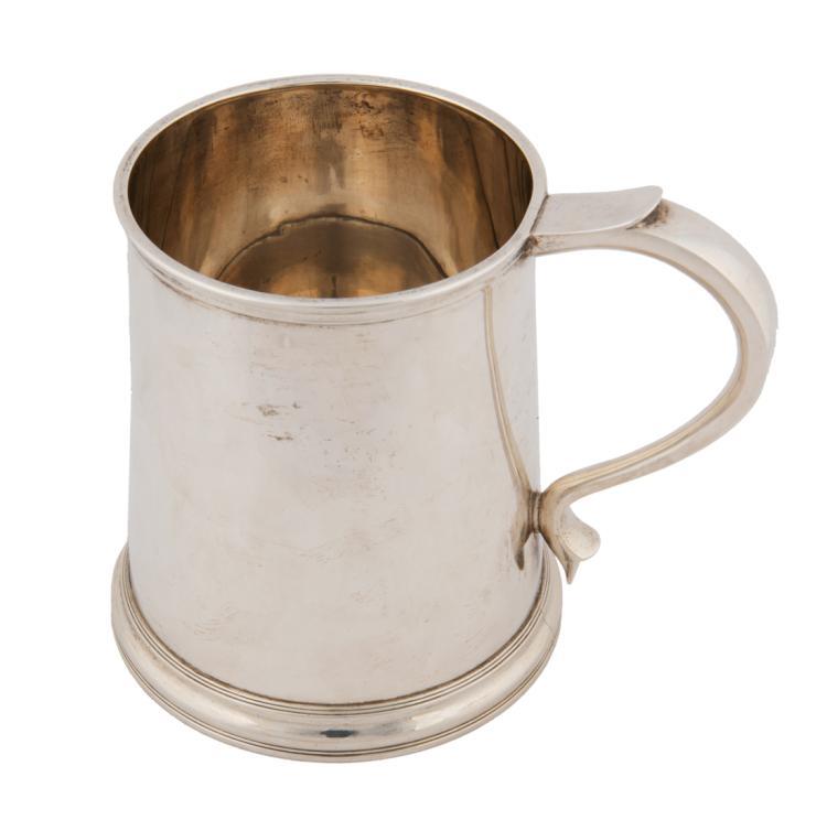 Tankard in argento | Silver tankard
