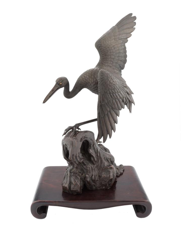 Cicogna. | Stork.