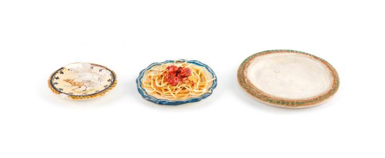 Tre piatti | three dishes