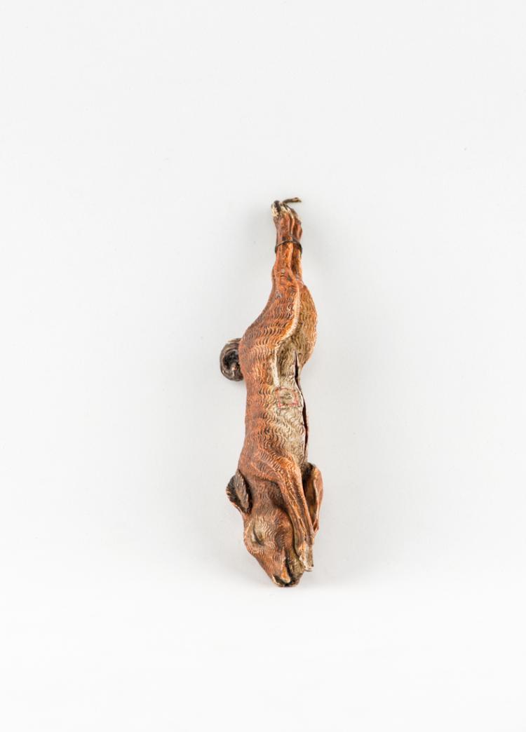 Lepre appesa | Hanging hare