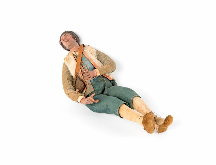 Dormiente | Sleeping man