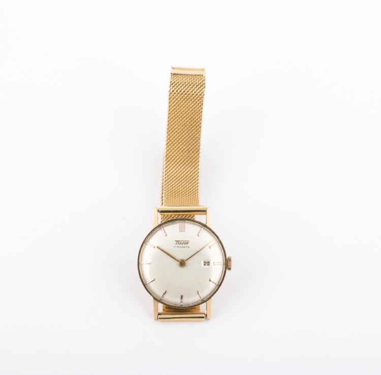 Orologio Tissot in oro giallo | Tissot watch in yellow gold