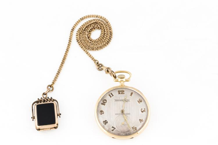 Orologio da tasca Tiffany | Pocket Tiffany watch