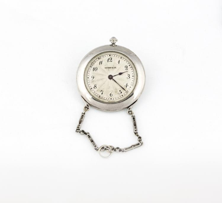 Orologio da tasca Tiffany & Co.in platino | Pocket watch Tiffany & Co. Platinum