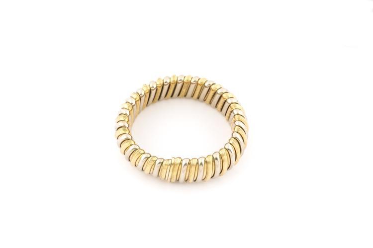 Bracciale Bulgari semirigido in oro giallo | Bulgari bracelet in yellow gold