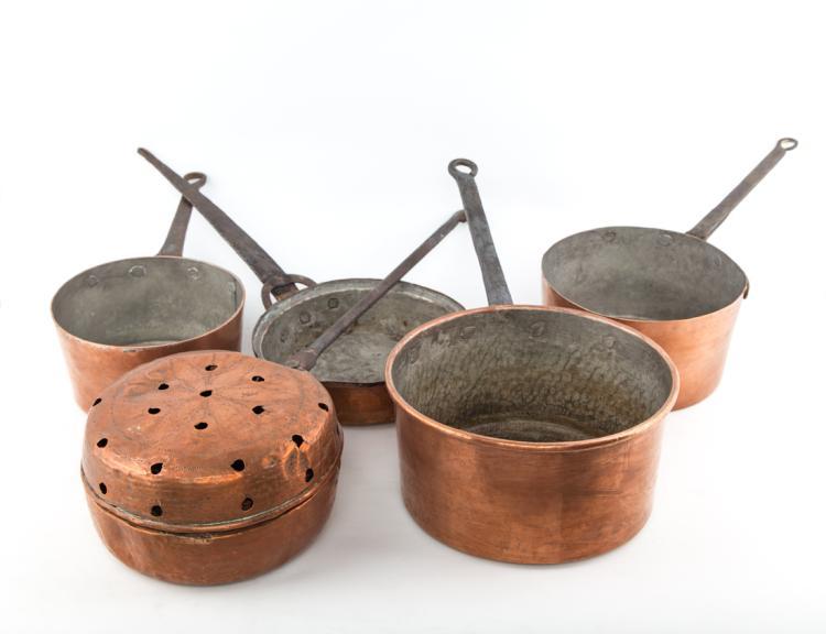 Stoviglie in rame | Copper Cookware