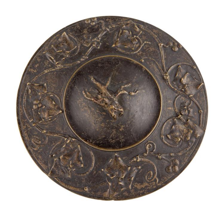 Scudo bronzeo | Bronze shield
