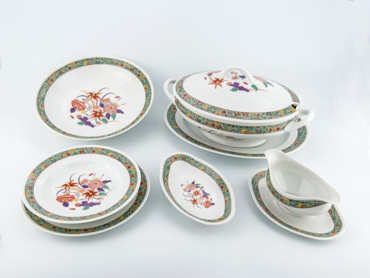 Servizio in porcellana Limoges | Limoges porcelain set