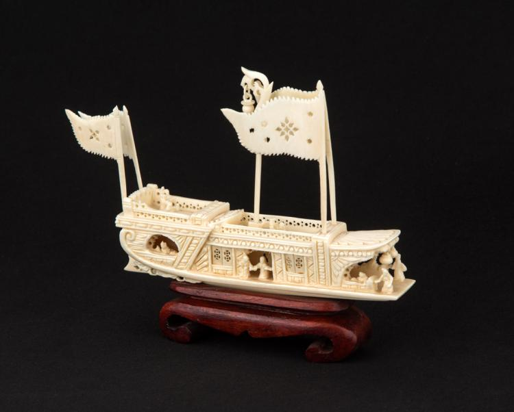Veliero in avorio | Sailing ship, ivory