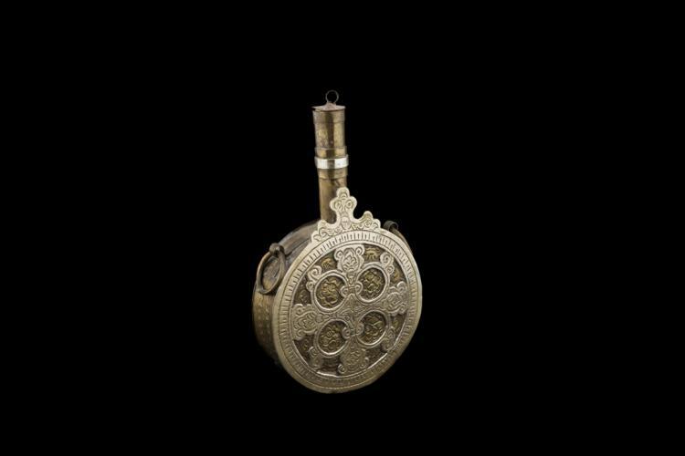 Fiaschetta in rame | Copper flask