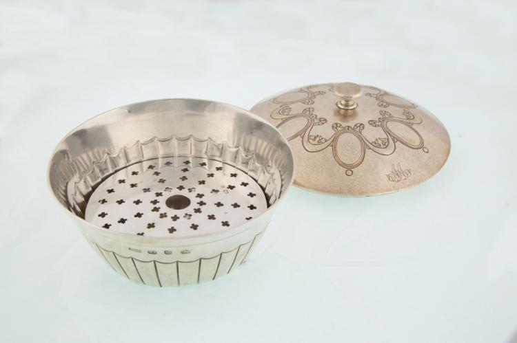 Piccola legumiera in argento | Small silver dish