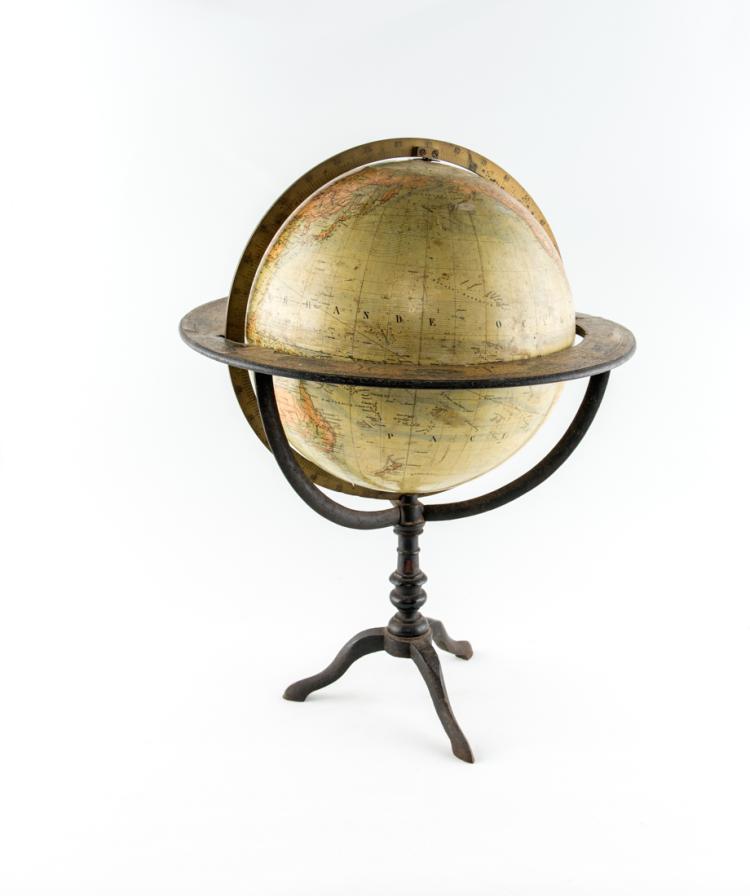 Globo terrestre | globe