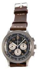 Orologio Eberhard Aviograf acciaio   Eberhard Aviograf watch