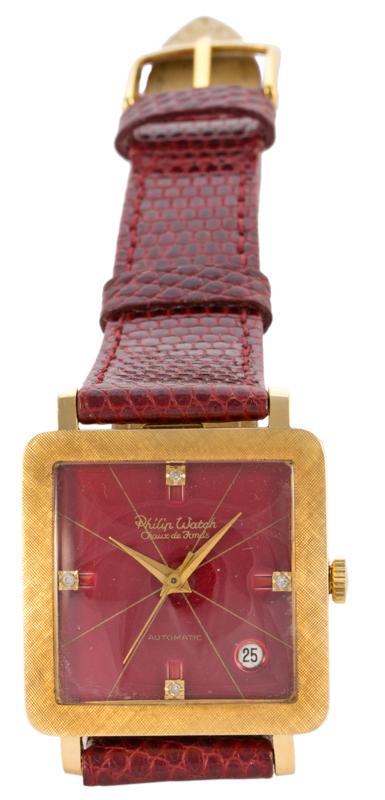 Orologio Philip Watch Cioccolatone in oro giallo | Philip Watch Cioccolatone