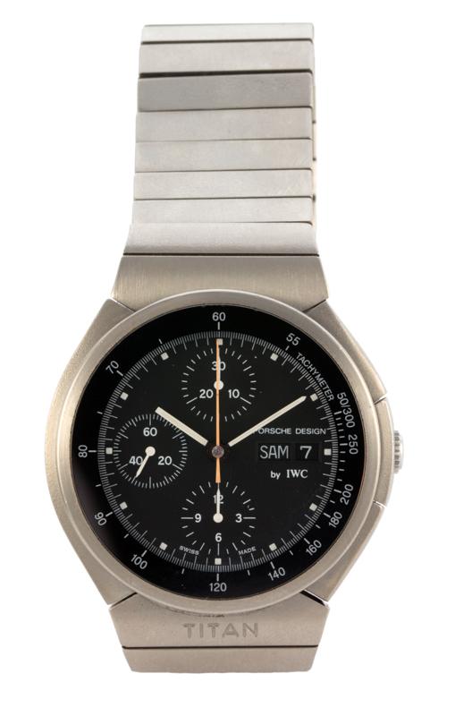 Orologio IWC Porsche Design Titan | IWC Porsche Design Titan watch
