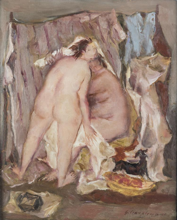 Giuseppe ciavolino torre del greco 1918 ragazze al bagno - Ragazze al bagno ...