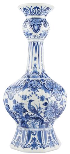   Grande vaso in porcellana   Large porcelain Vase