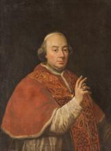 Pittore della fine del XVIII secolo   Ritratto di Papa Pio VI   A Portrait of Pius VI the Pope