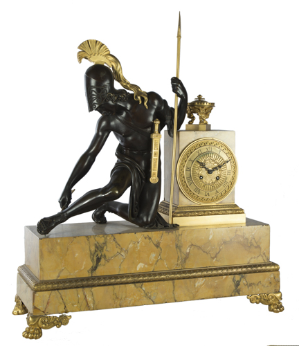 | Monumentale Orologio Carlo X Parigi 1830 circa | Important Charles X Clock. Paris around 1830