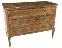 | Cassettone Luigi XVI |  Louis XVI Chest of Drawers