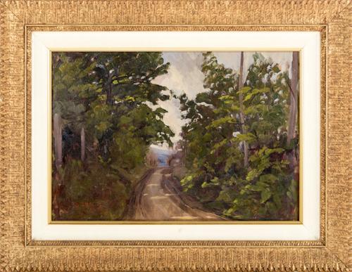 Dante Ricci (Ancona 1879, Roma 1967) | Paesaggio |