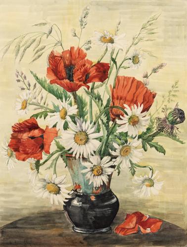 Valentino Ghiglia | Vaso di Fiori |