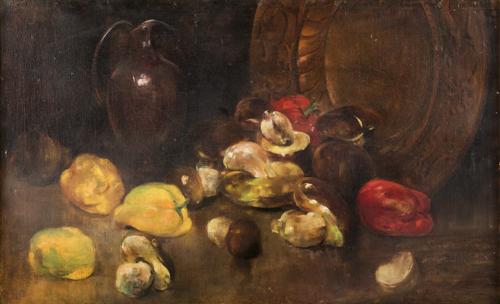 Luigi Serralunga (Torino 1880, Torino 1957) | Natura morta |