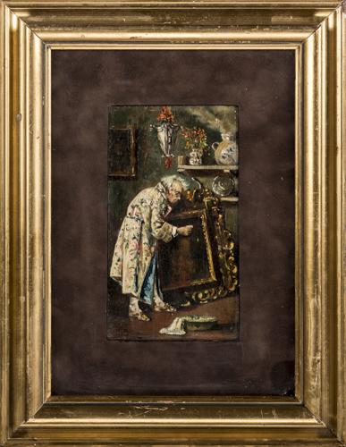 Pietro Saltini (Firenze 1839, Firenze 1908) | L'Antiquario |