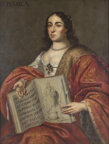 Scuola Italiana del XVIII secolo | Sibilla Persiana | The Persian Sibyl