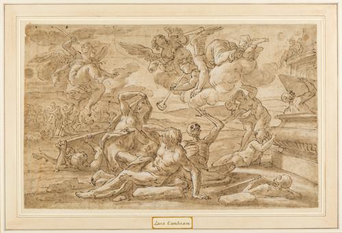 Pittore del XVIII secolo | Giudizio Universale | Last Judgement