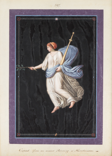 Michelangelo Maestri (attivo circa 1802 - 1812) | Menade | Dancind Menade