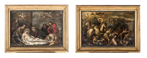 Andrea Malinconico (Napoli 1663, Napoli 1726), Cerchia di |