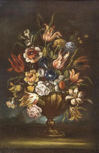 Pittore del XVIII secolo | Vaso di fiori | Vase of Flowers