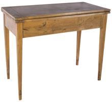 | Tavolo da Gioco Italia XIX secolo | Nineteenth Century Italian walnut Game Table