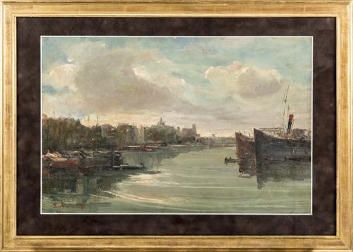Ezelino Briante (Napoli 1901, Roma 1971) | Porto | Seaport