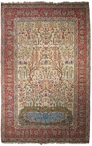 | Tappeto Isfahan | Isfahan rug