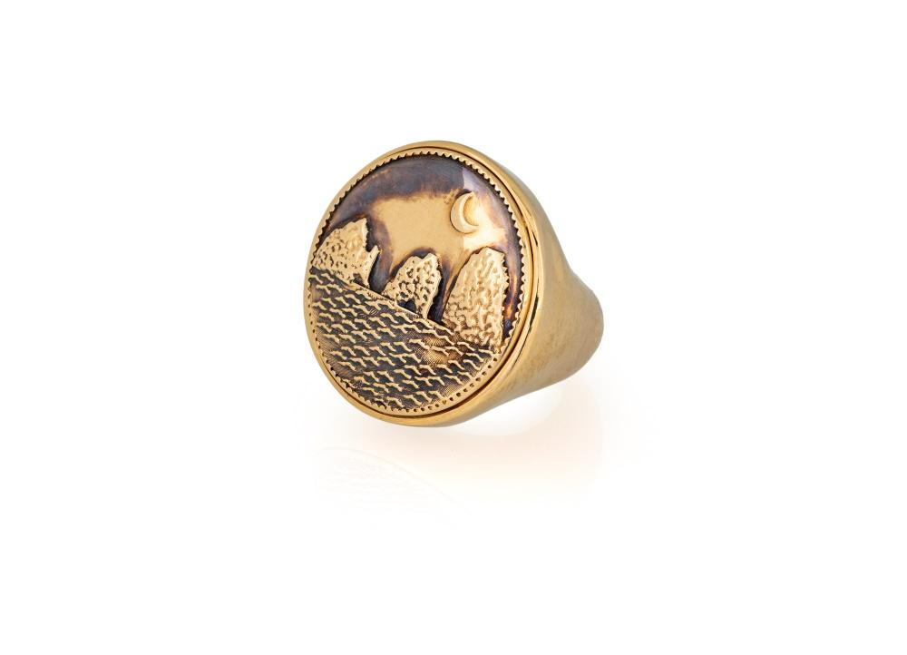 Lot 238: CHANTECLER FARAGLIONI RING